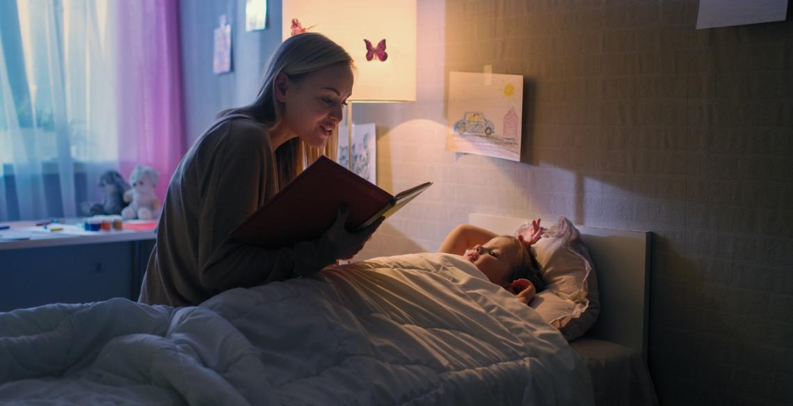 Por que meu filho só quer ler as mesmas histórias?