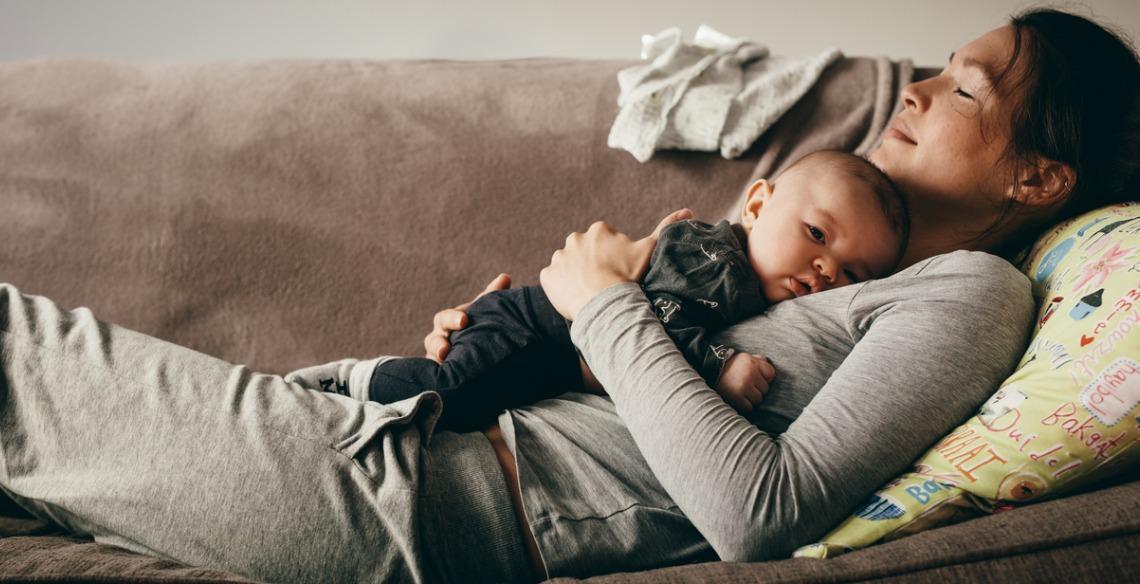 Esgotamento Materno: e quando tudo parece pesado demais?