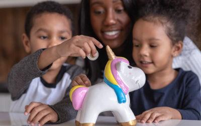 8 dicas para falar de educação financeira com as crianças