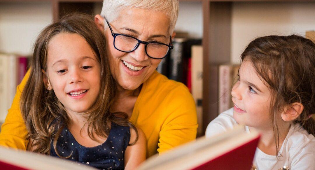 8 dicas para se tornar um contador de histórias para seu filho