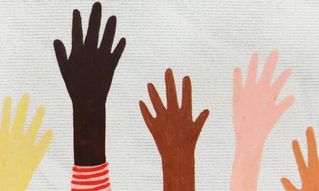 Um Lençol de Infinitos Fios: um livro infantojuvenil sobre solidariedade