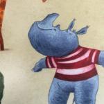 """O mistério do Rino sério: um livro sobre sentimentos """"negativos"""""""