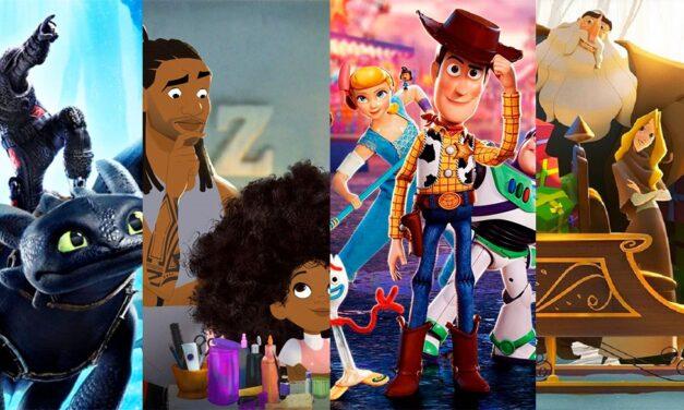 4 animações indicadas ao Oscar 2020 para assistir com seu pequeno