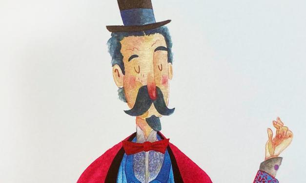 Eustáquio, o Mágico Magnífico: um livro muito divertido