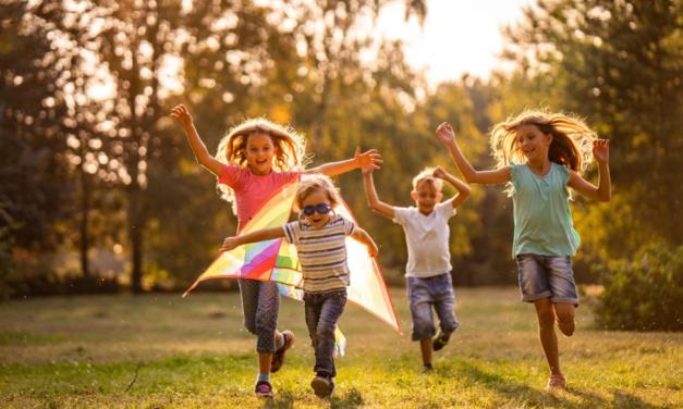 A importância da amizade na infância