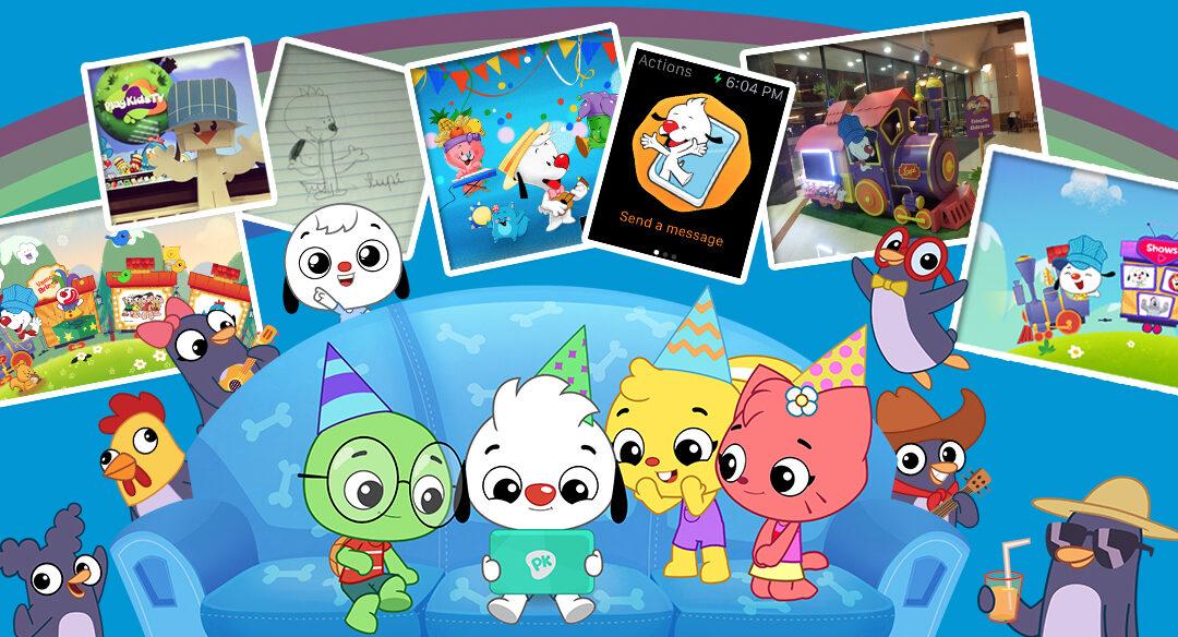 7 anos de PlayKids: uma viagem fantástica