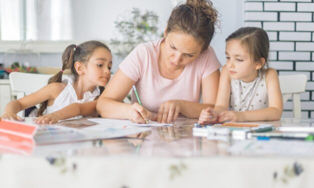 Como preparar as crianças para as aulas online?