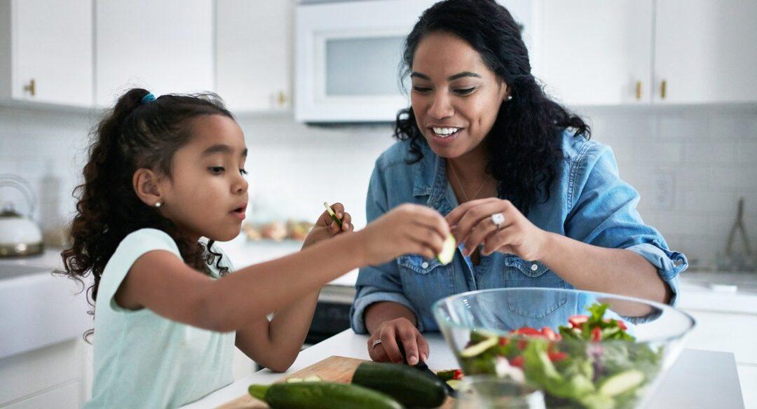 Dicas para manter a rotina alimentar das crianças