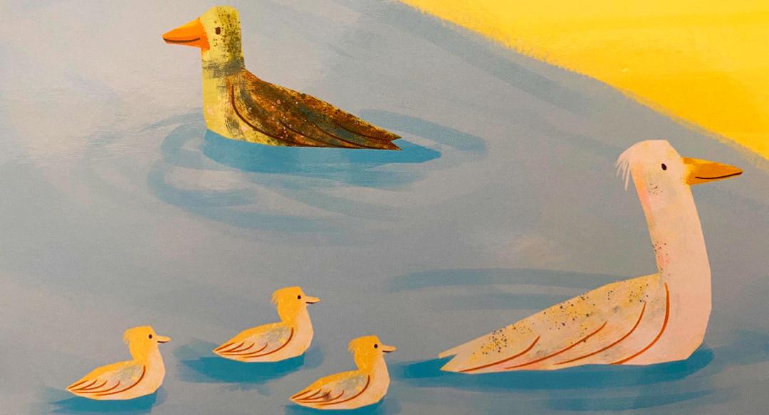 Uma coleção de livros ilustrados para crianças curiosas