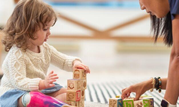 Qual o impacto das berçaristas na vida do seu bebê?