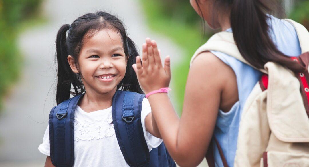 Como ensinar a criança a lidar com despedidas
