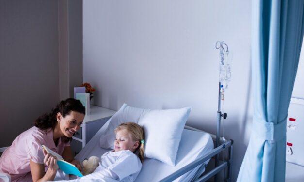 O poder da contação de histórias em hospitais