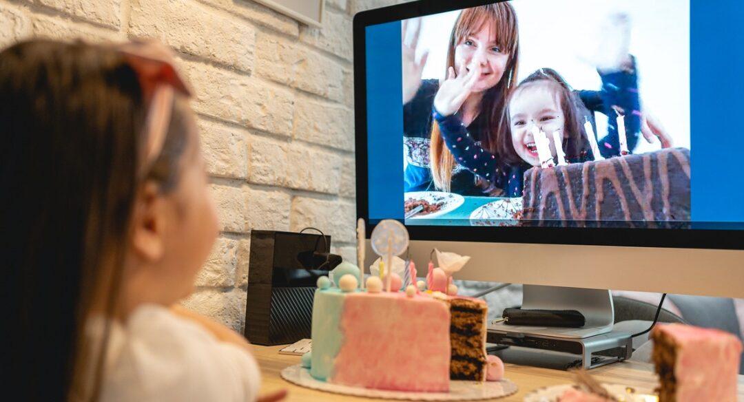 6 dicas para uma festa de aniversário em casa