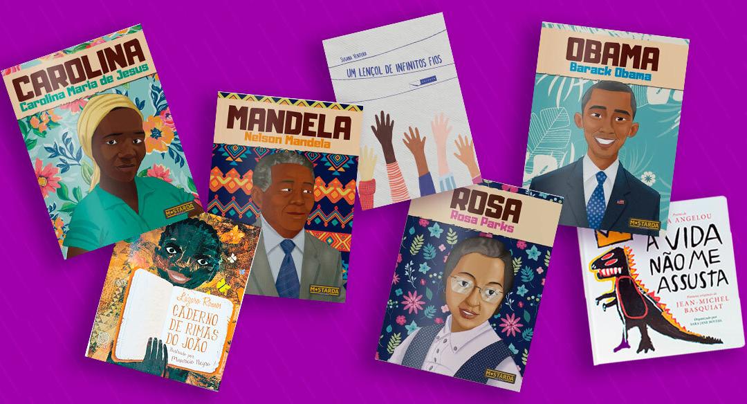 11 livros sobre representatividade negra para crianças