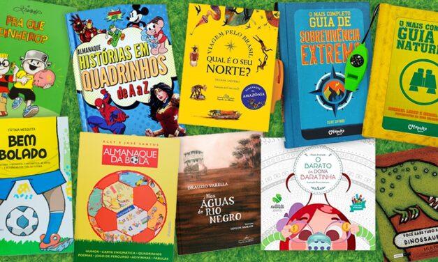 Você sabe qual a importância dos livros de não ficção infantis?