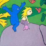 Marina e Makolelê: livro infantil sobre gentileza e empatia