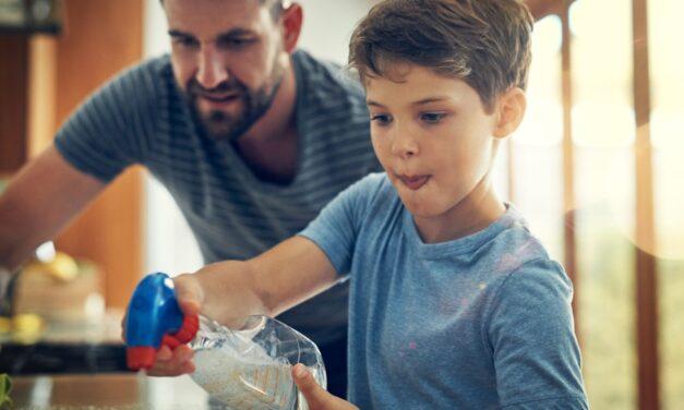 6 dicas para ajudar na rotina com os filhos em casa