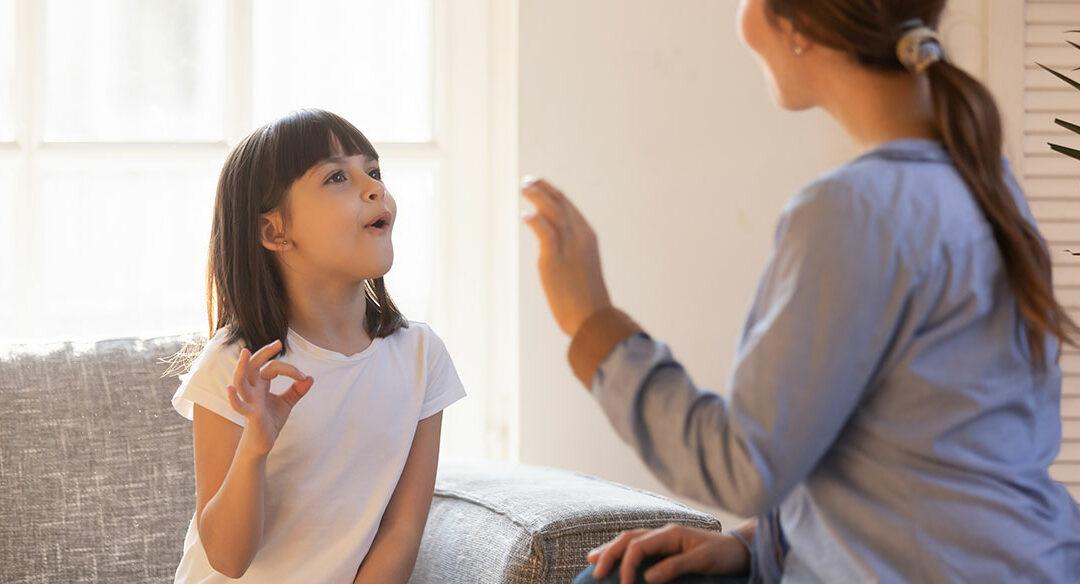 Distúrbios da fala em crianças: quais são?