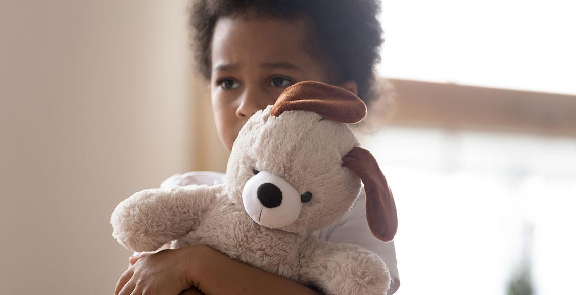 pesadelo em crianças