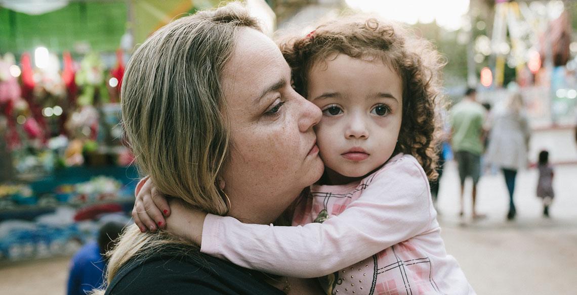 medos de uma mãe