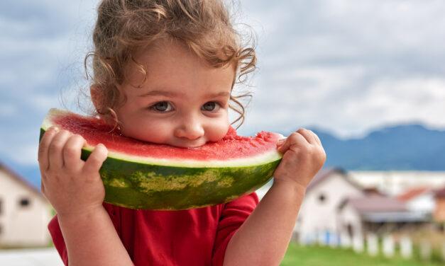 Qual a importância da alimentação das crianças para o aprendizado?