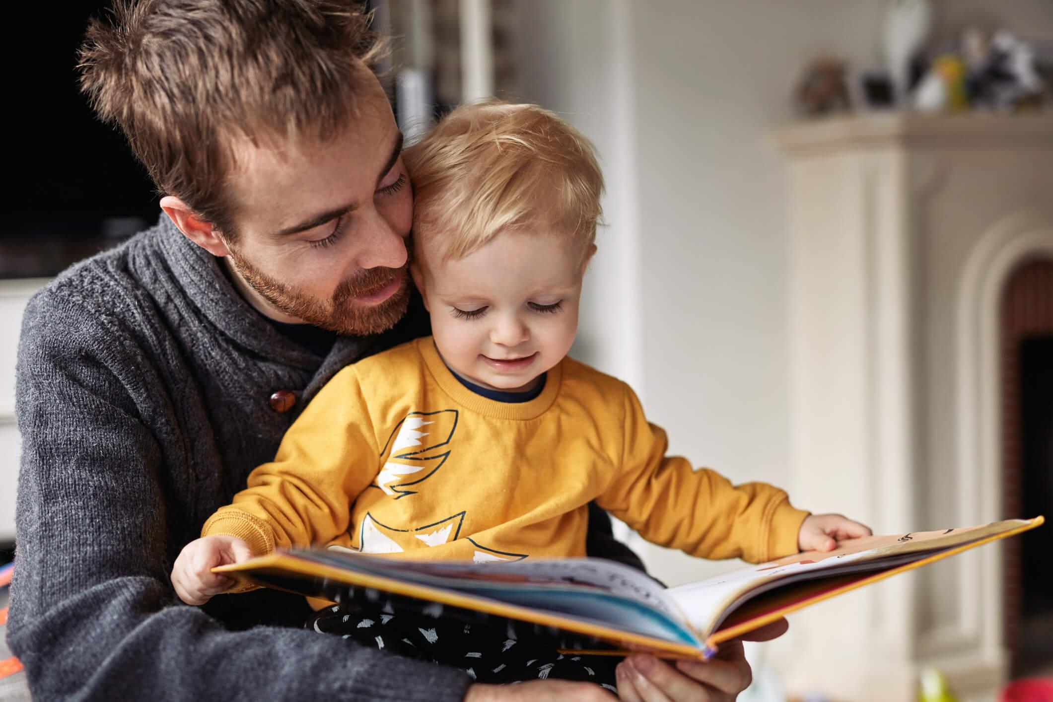 Por que ler para as crianças é importante