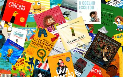 Os 30 melhores livros infantis de 2020