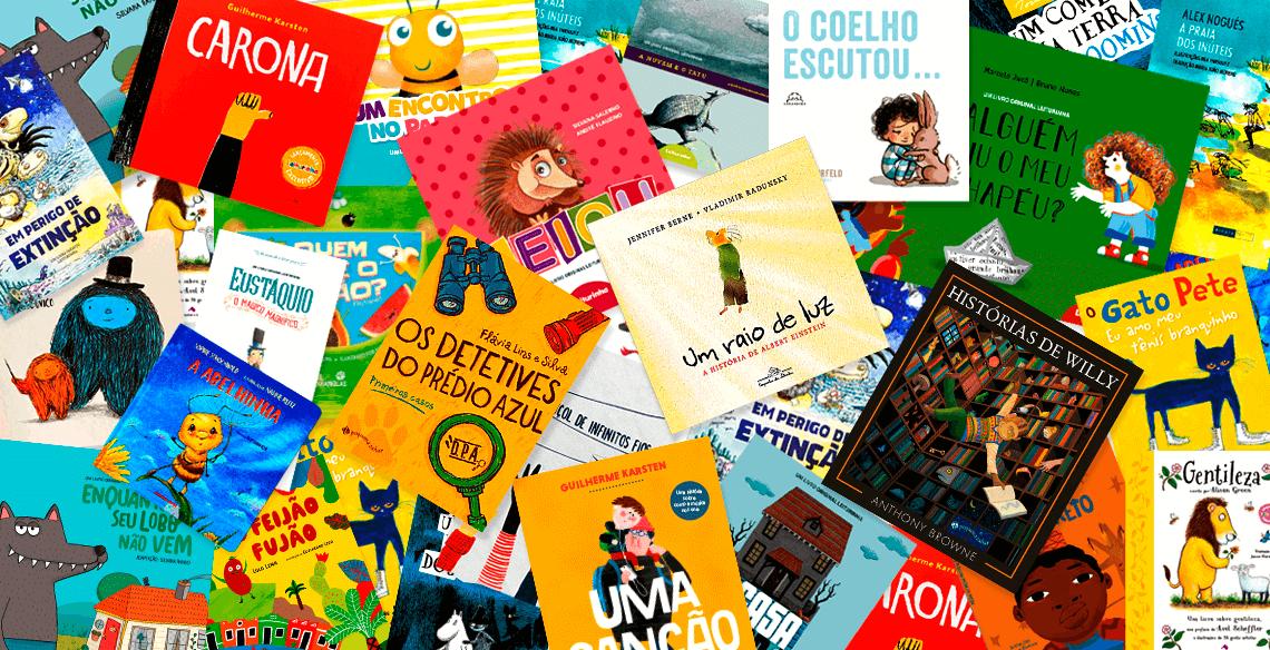 30 melhores livros infantis de 2020