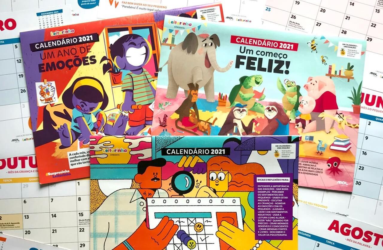 Surpresinha Leiturinha de janeiro: para brincar o ano todo!