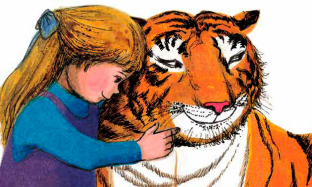 O Tigre Que Veio para o Chá da Tarde: um livro sobre imaginação