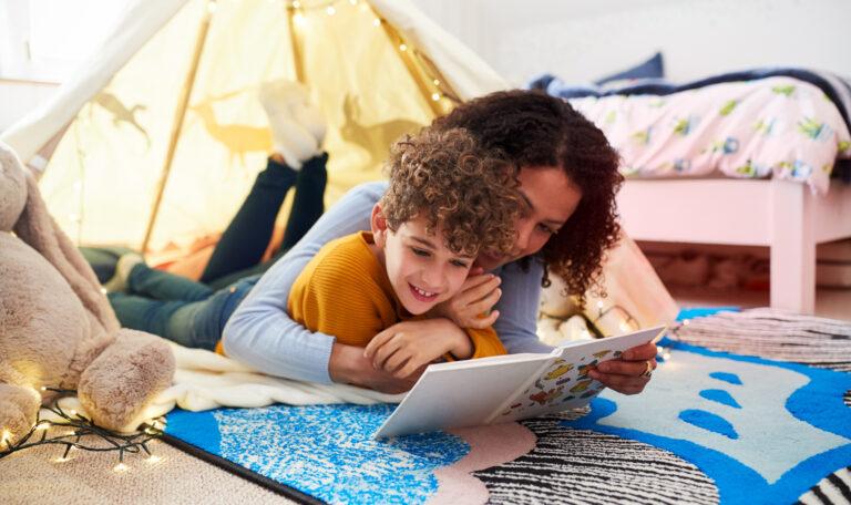 Clube do Livro: Por que fazer parte de um com as crianças?