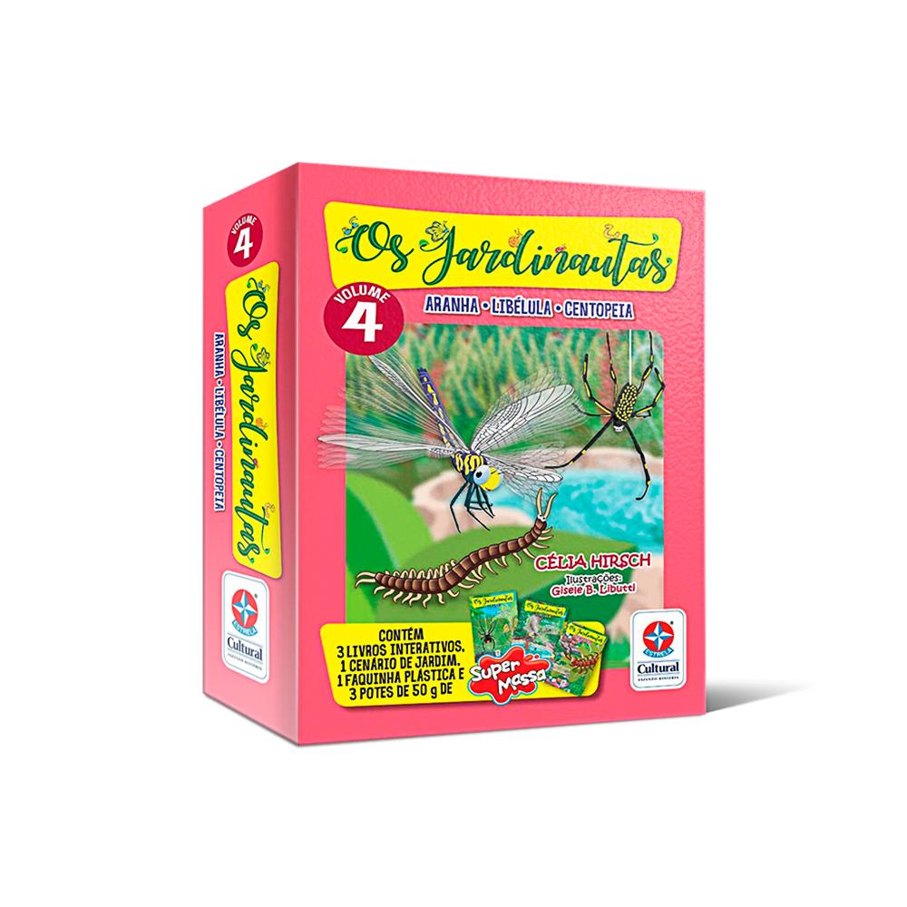 os-jardinautas-vol4-estrela-cultural