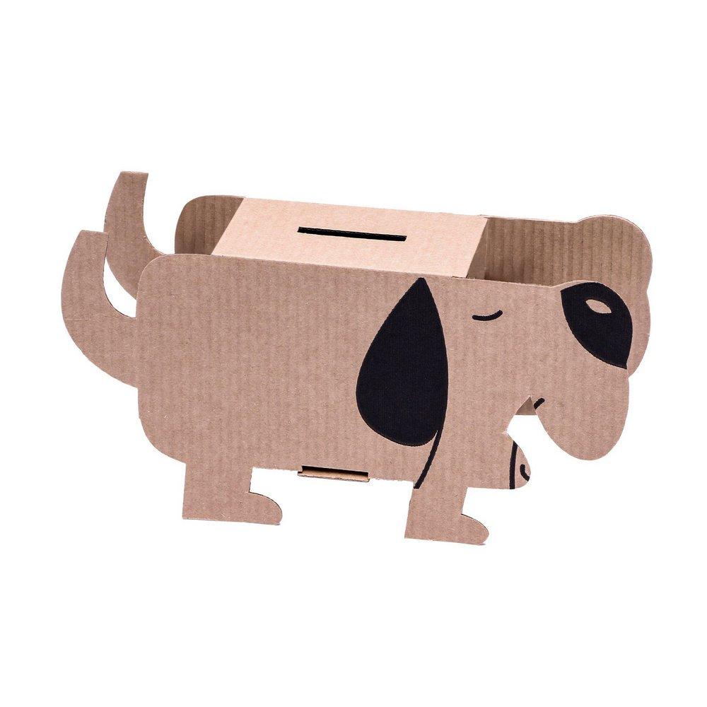 cofre-cachorrinho-eu-amo-papelao