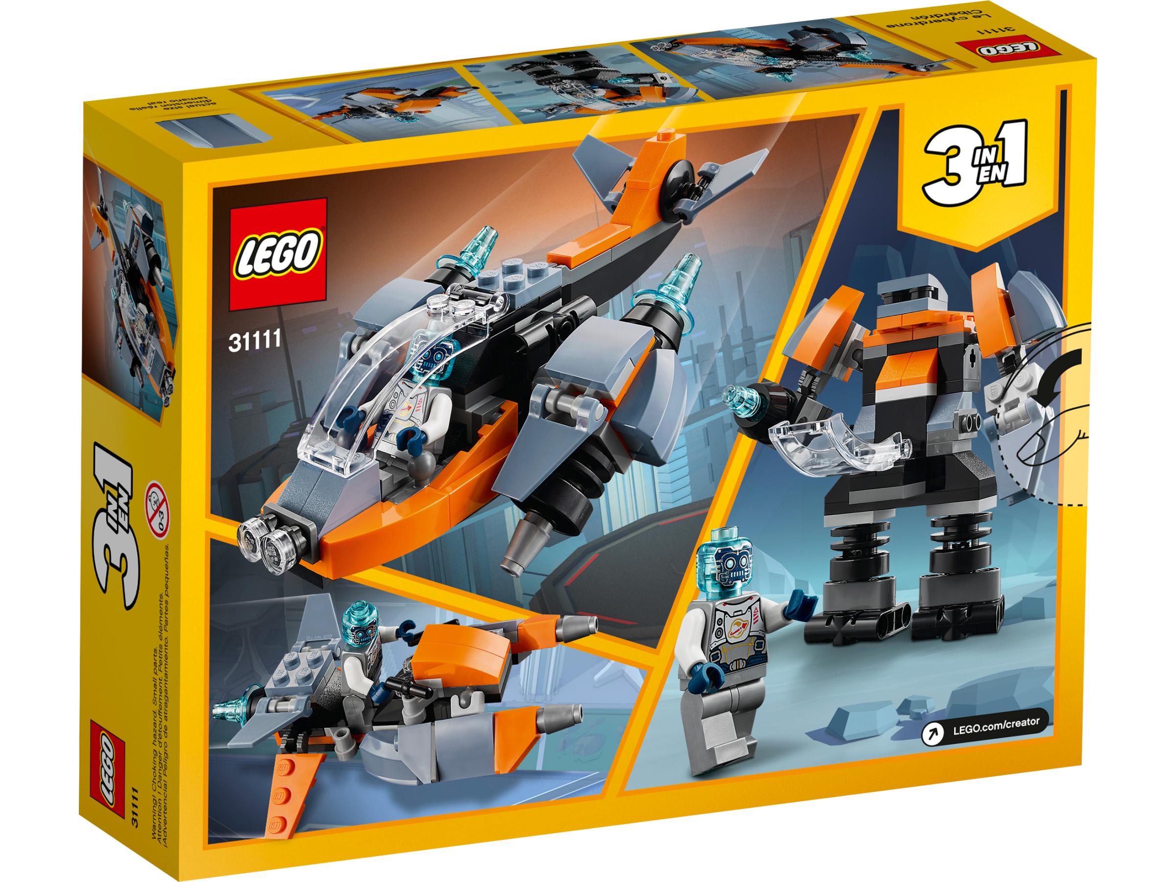 ciberdrone-lego-creator-3-em-1