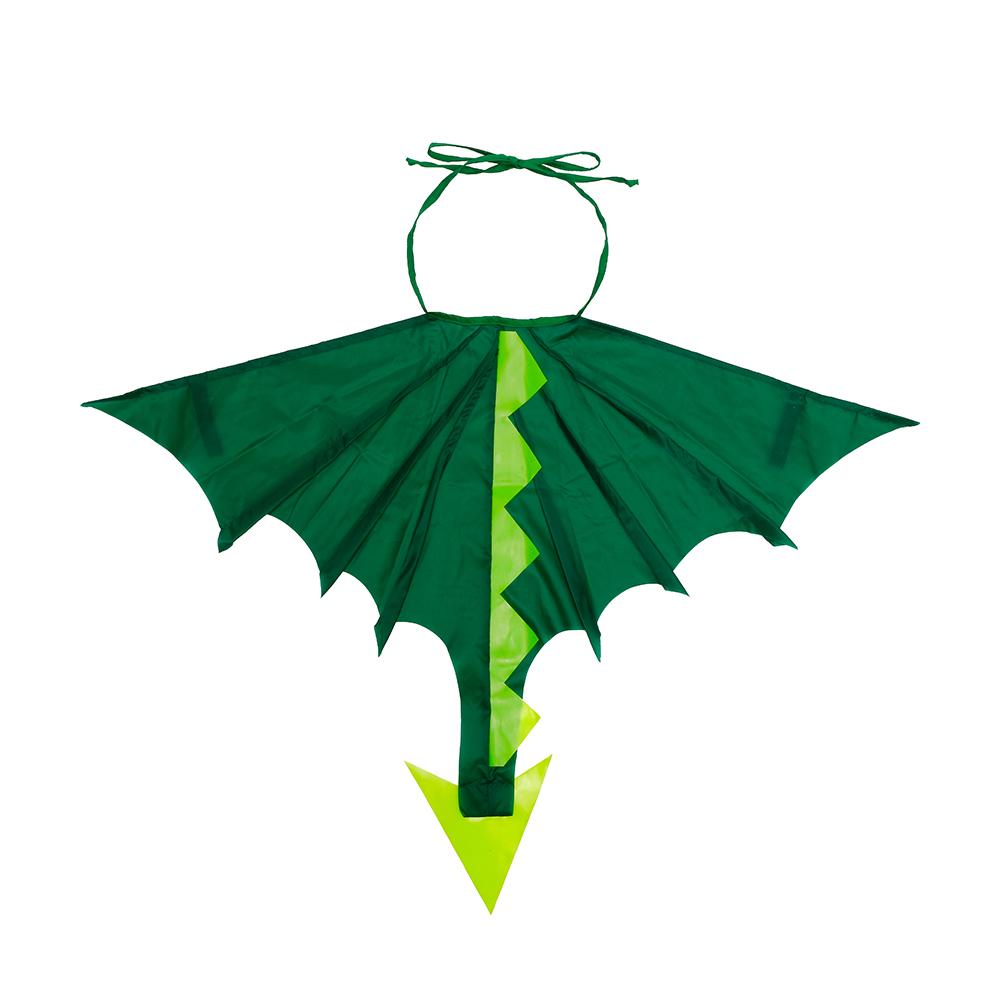 fantasia-asa-de-dragao-verde-tam-m-minibossa