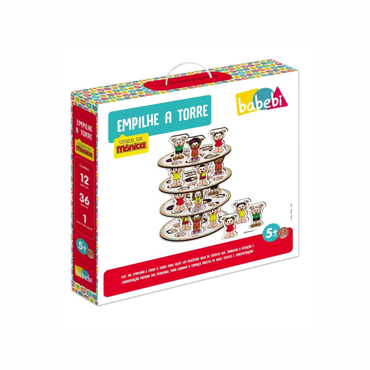 jogo-empilhe-a-torre-turma-da-monica-babebi