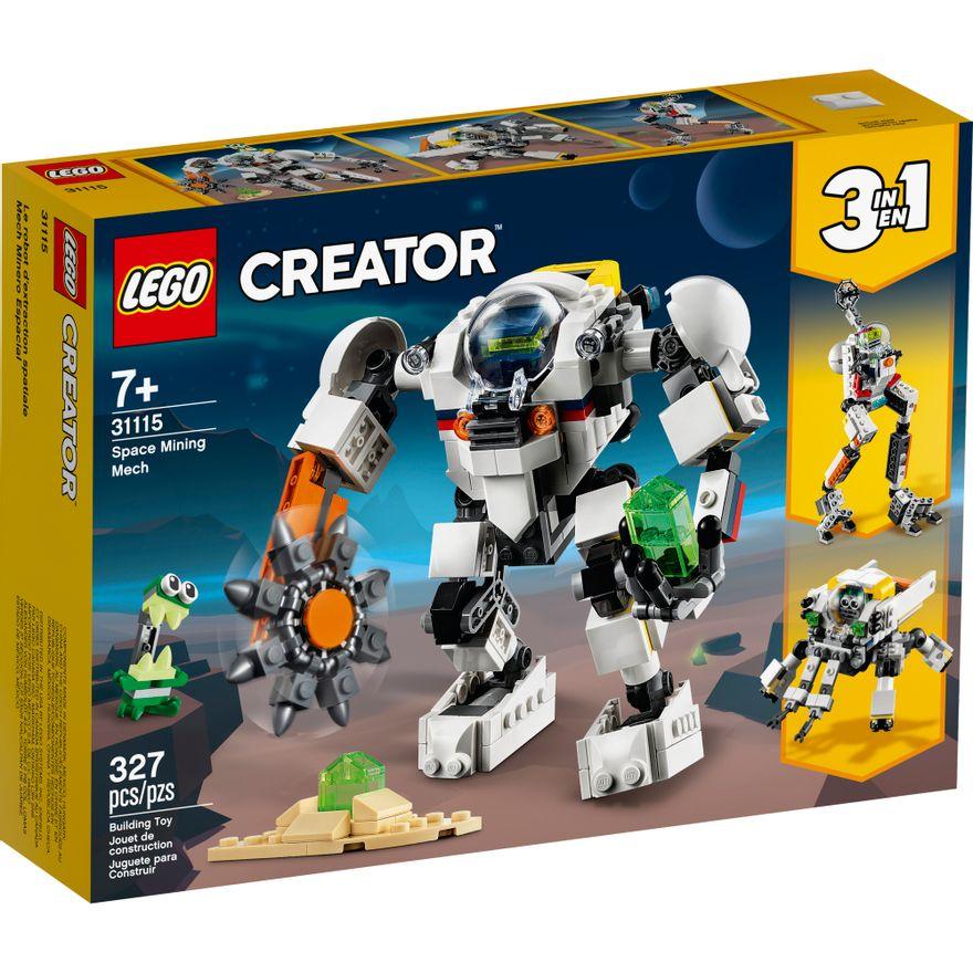 robo-de-mineracao-espacial-lego-creator-3-em-1