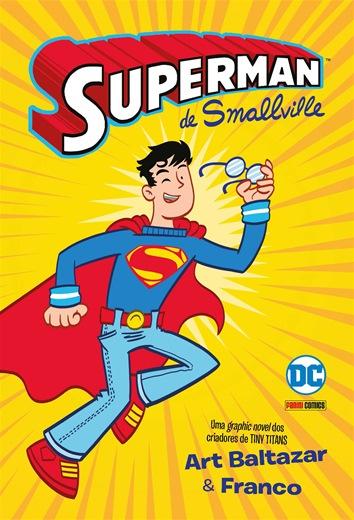 livro-superman-de-smallville-panini-1