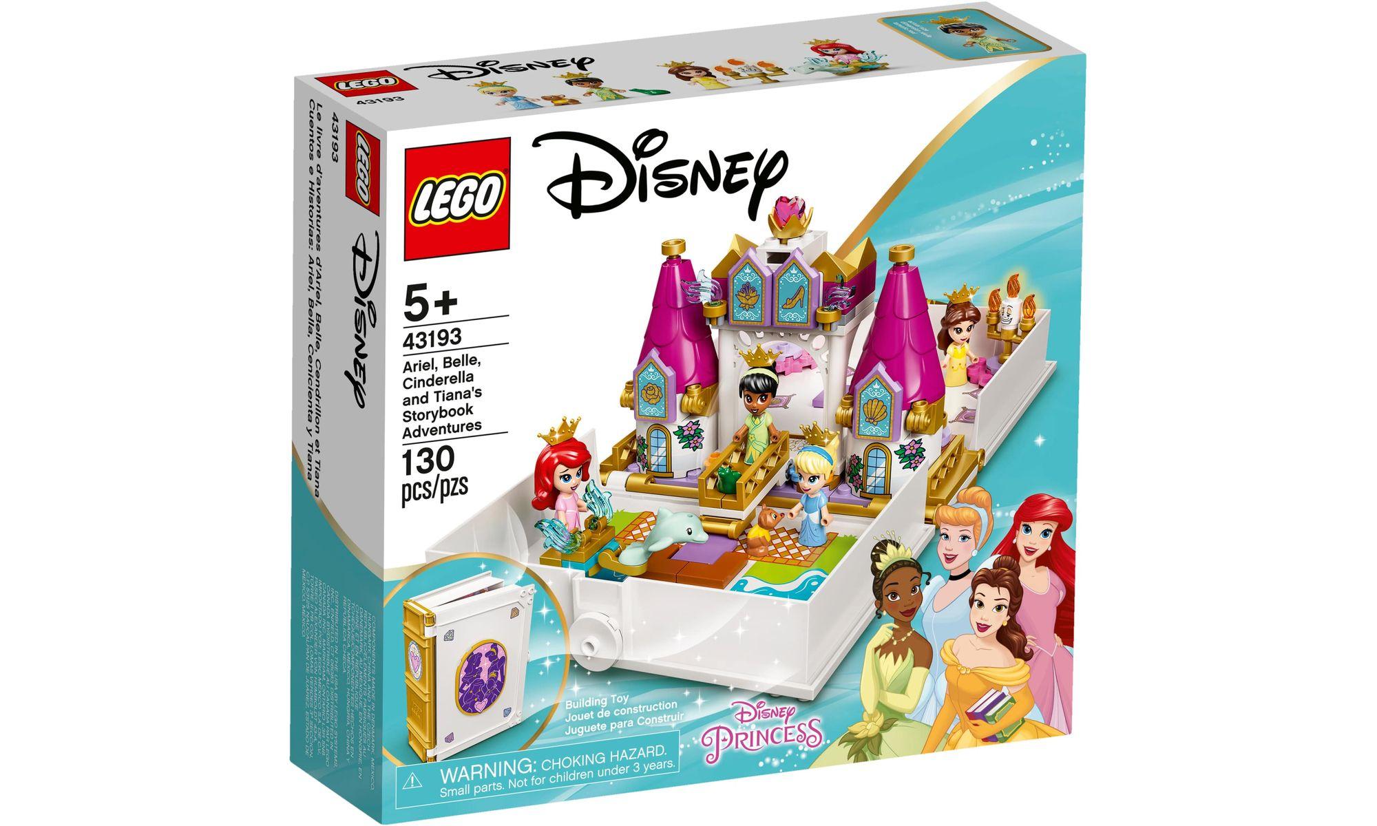 brinquedo-aventuras-da-ariel-bela-e-cinderela-lego-princess