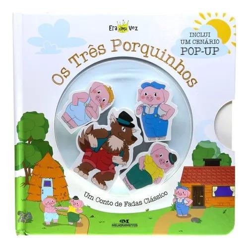 livro-os-tres-porquinhos-pop-up-e-miniaturas-ed-melhoramentos