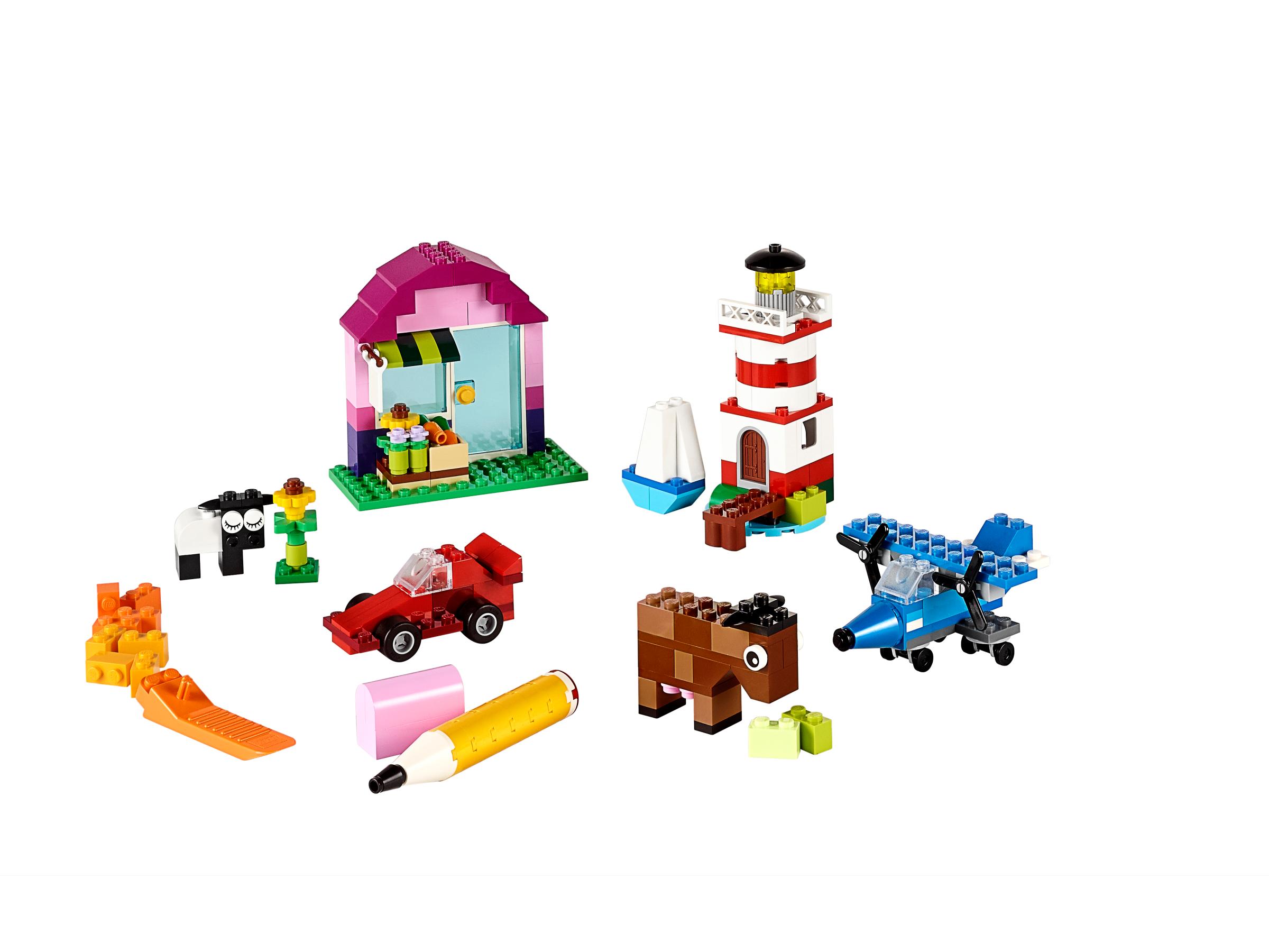 pecas-criativas-lego-classic