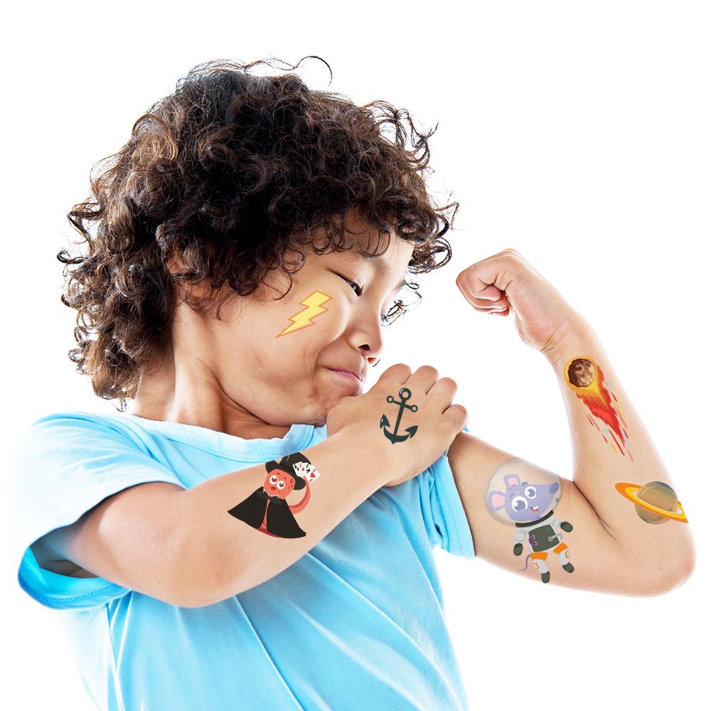kit-de-tatuagem-infantil-para-pele-branca-personagens-original-leiturinha